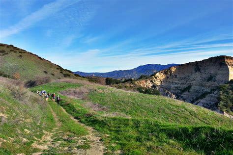 Limestone Canyon Nature Preserve In Ca  Irvine Ranch