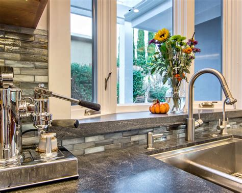 Kitchen Bay Window Sink by Bay Window At Sink Home Design Ideas Pictures Remodel