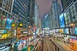 Potaihse Gallery: Causeway Bay - Night