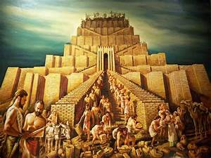 Confusion, Genesis 11:1-9, Tower of Babel, languages ...