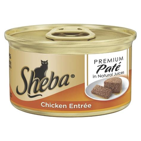 Kroger Sheba Cat Food As Low As $030!  Become A Coupon