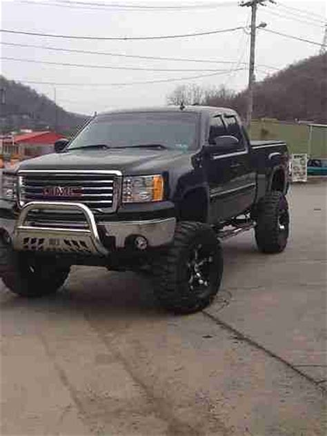 find   gmc sierra  sle extended cab pickup