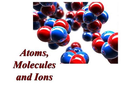 Chapter 2 Atoms, Molecules, And Ions Chapter 2 Table Of Contents Return To Toc Copyright