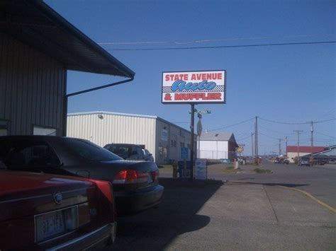 state ave auto muffler auto repair  nw state ave