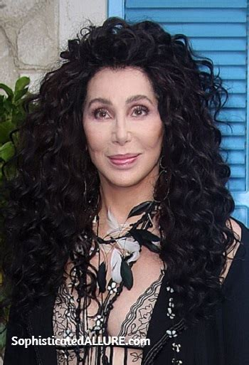hairstyles cher long curly hairstyle