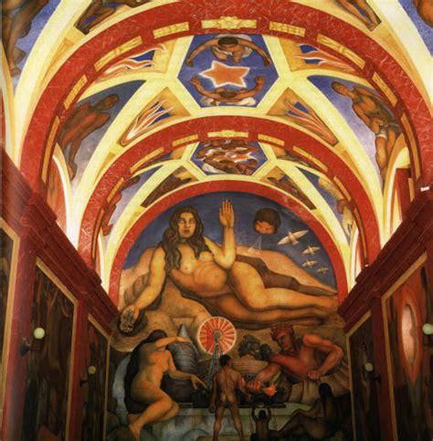 Diego Rivera Famous Murals