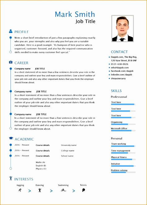 Format For Writing Cv by Curriculum Vitae Sle Cv Format How To Write A Cv For