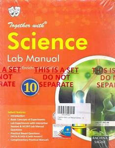 Lab Manual Physics Class 10 Cbse