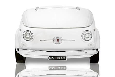 Smeg Mini Kühlschrank by Fiat X Smeg Quot Smeg 500 Quot Mini Fridge Hypebeast