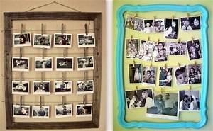 Porte photos originaux à faire soi même