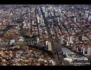 Campo Grande    Mato Grosso Do Sul    Vista A U00e9rea Parcial     U2026