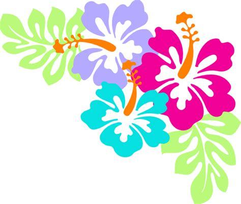 hawaiian flowers clipart    clipartmag