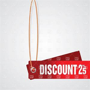 Discount 25% coupon Royalty Free Vector Clip Art Image ...