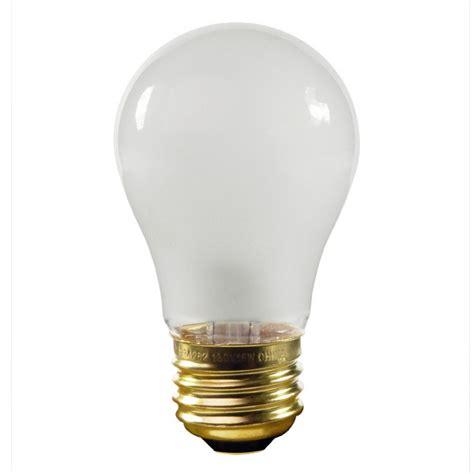 15w 12 volt appliance bulb plt 15a15 fr 12v