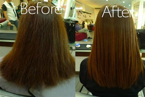 Get Gorgeous For Only Aed 299! Hair Rebonding & Semi