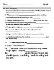 bill nye the science resume bill nye the science erosion worksheet abitlikethis