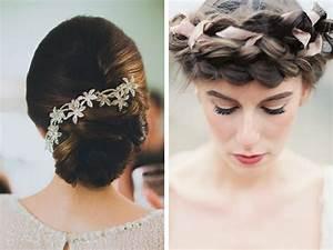 Accessoires Cheveux Courts : quelle coiffure pour votre mariage les marieuses ~ Preciouscoupons.com Idées de Décoration