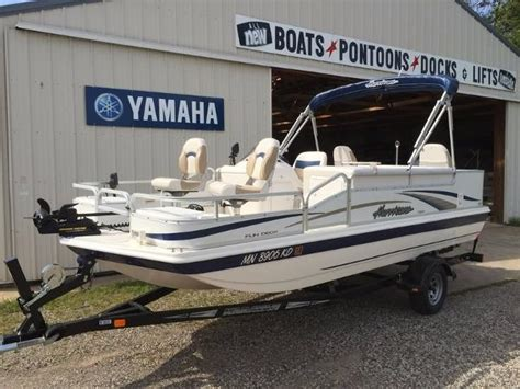 Hurricane Boats For Sale Minnesota by 1990 Hurricane Boats For Sale In Deerwood Minnesota