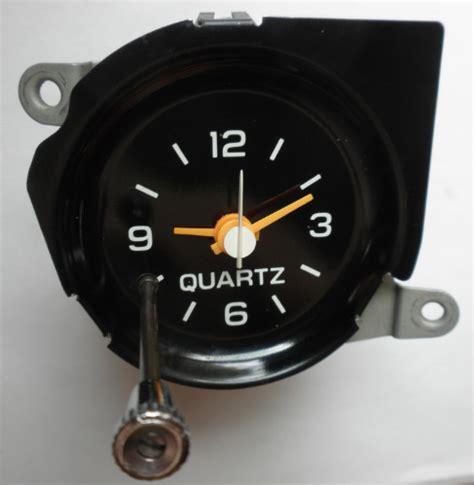 chevrolet gmc truck quartz clock