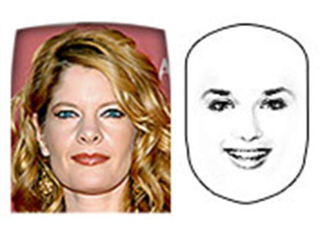 The Shape Of Your Face Square Style Angel