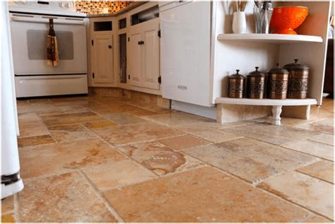 15 Different Types Of Kitchen Floor Tiles (extensive