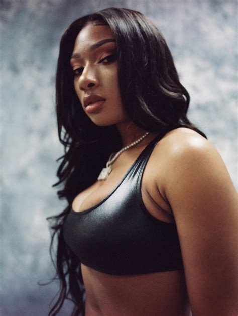 stallion megan thee snow tina rap young songs nudy right electrifying meet she fader fans