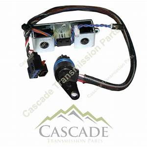 A518    46re Internal Wire Harness With Solenoid Group 2000