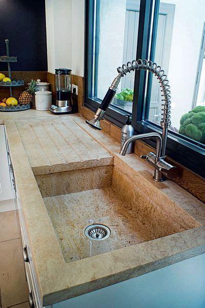 evier cuisine encastrable resine bien choisir évier disposition matériaux nombre de