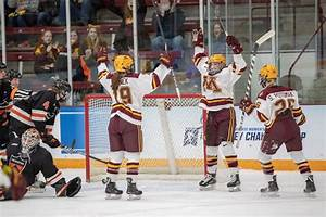 Minnesota Gophers prepare to take on Cornell in a Frozen ...