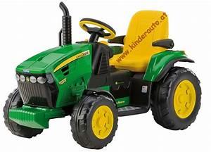 Elektro Online Shop 24 : 12v peg perego john deere ground force elektro traktor billiger ohne anh nger kinderauto ~ Watch28wear.com Haus und Dekorationen