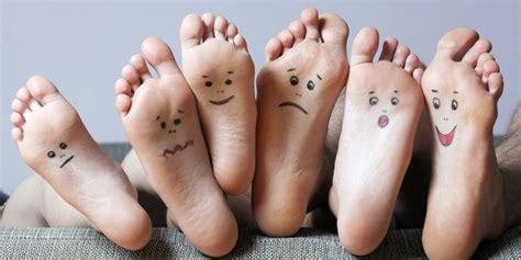 telapak kaki bagian tubuh yang butuh perhatian ekstra