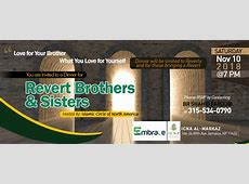 A Gathering with our Revert Brothers & Sisters – ICNA