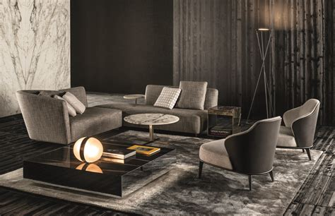 canape minotti lounge seymour by minotti design rodolfo dordoni