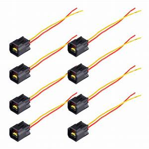 8x Ignition Coil Harness Connector Modular For 4 6l 5 4l 6