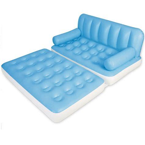 canapé lit gonflable 5in1 luftsofa aufblasbar sofa sessel bett gästebett