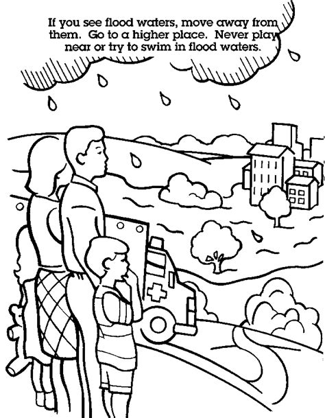 safety coloring pages safety plan coloring pages coloringpagesabc