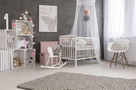 La Chambre De Bébé  Quelles Couleurs Et Quels Matériaux