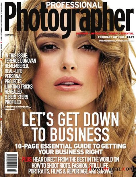 Professional Photographer  February 2011 (uk) » Download