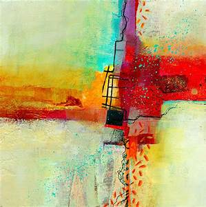 Fresh Paint #2 Painting by Jane Davies