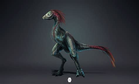 ArtStation - Alien Creature Concept - Personal Project ...