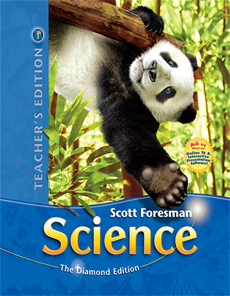 Science Programs  Pearson  Scott Foresman Science (2010 Diamond Edition)  Grade 4