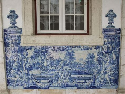 1000 images about portuguese tiles on blue