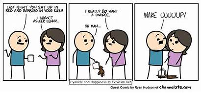 Happiness Cyanide Comics Explosm Animated Inappropriate Funny