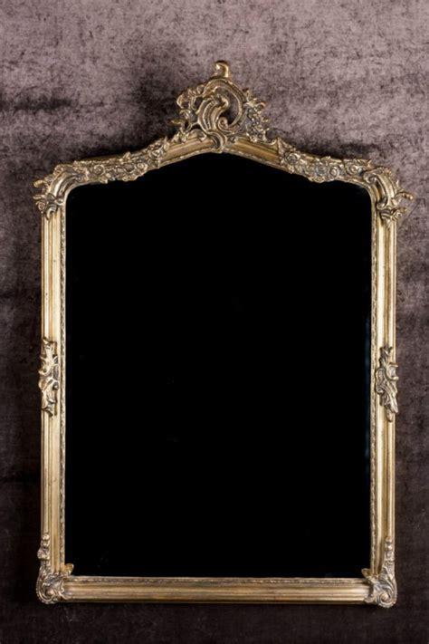 miroir de cheminée miroir de chemin 233 e miroir baroque miroir ancien miroir