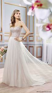 moonlight collection spring 2016 wedding dresses wedding With moonlight wedding dresses