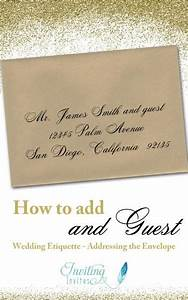 119 best images about wedding 101 on pinterest wedding With wedding etiquette invitations for single guests