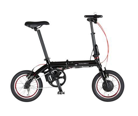持ち運ぶためにつくられた電動アシスト自転車 ULTRA LIGHT E-BIKE「TRANS MOBILLY ...