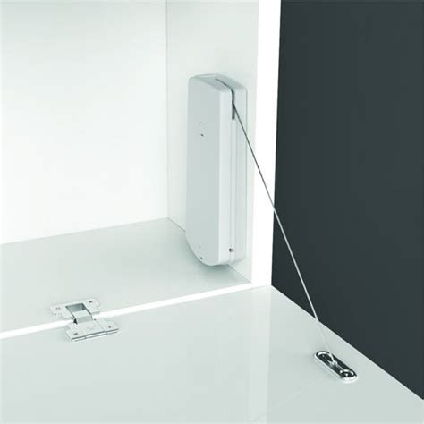 cabinet door mechanisms microwinch flap stay  wood