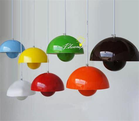 multi colors metal pendant lighting contemporary