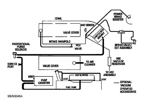 Engine Diagram From 1999 Dodge Caravan 3 3 by Need A Diagram For The Vacuum Hoses The Of A